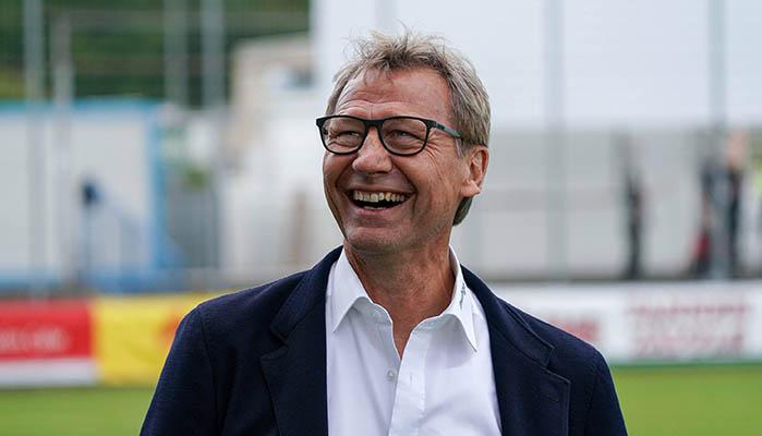 Liechtenstein vs Deutschland Guido Buchwald Interview