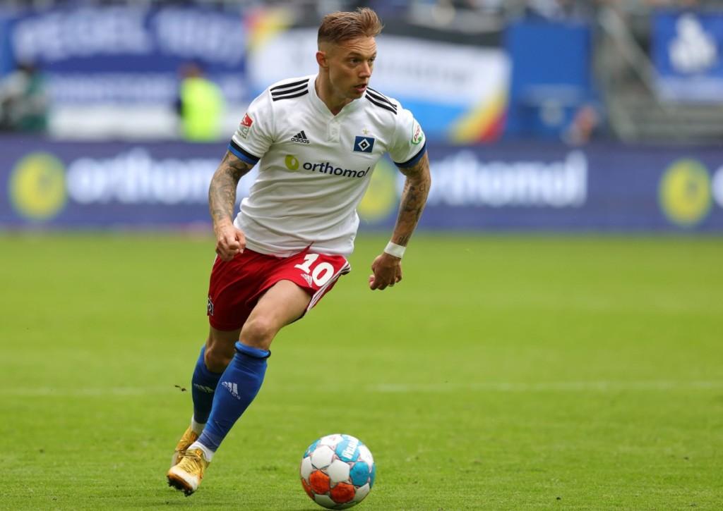 Landet Sonny Kittel mit seinem HSV gegen Sandhausen einen Pflichtsieg?