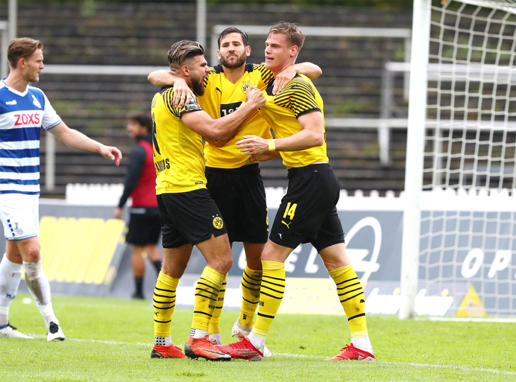 Havelse Dortmund2 Tipp
