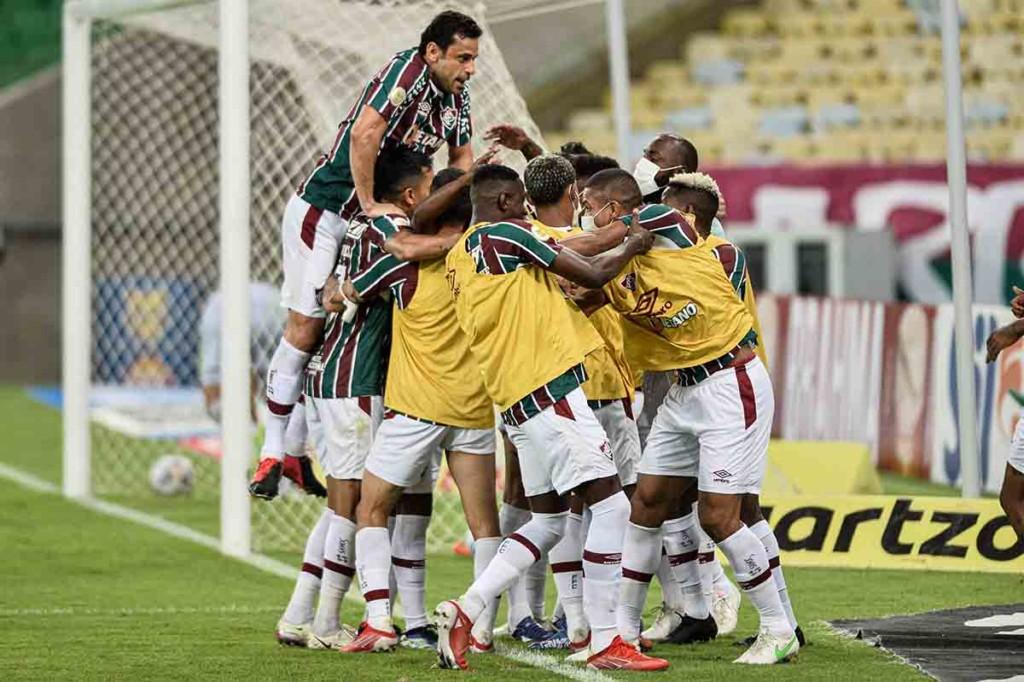 Fluminense Sao Paulo FC