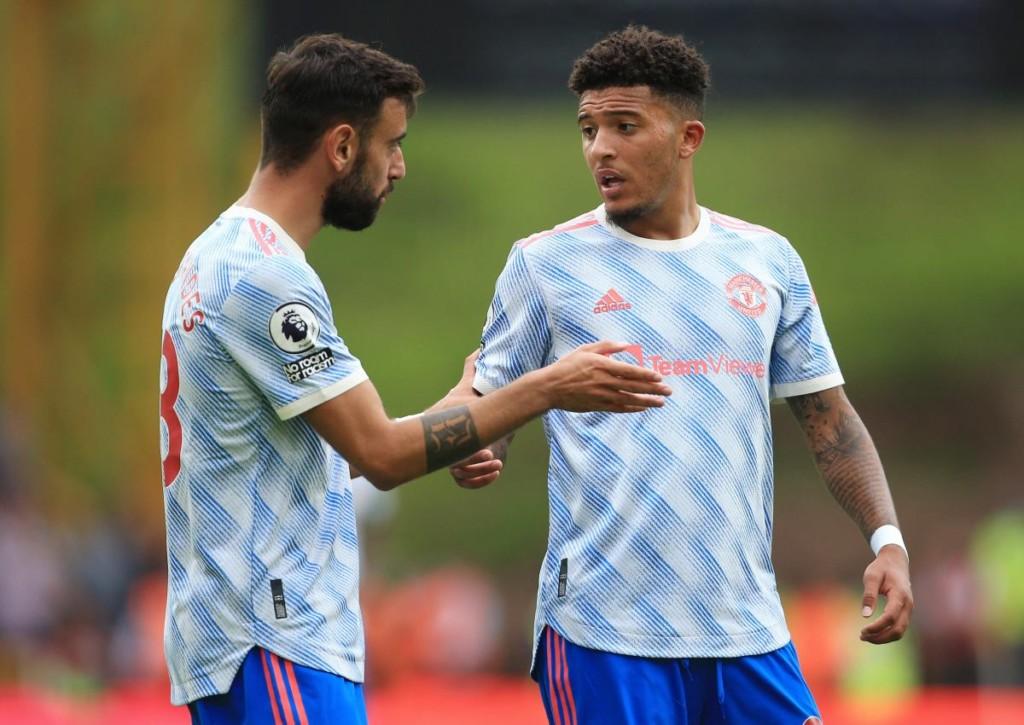 Sancho und Fernandes reisen mit Manchester United als Favorit zu den Young Boys.