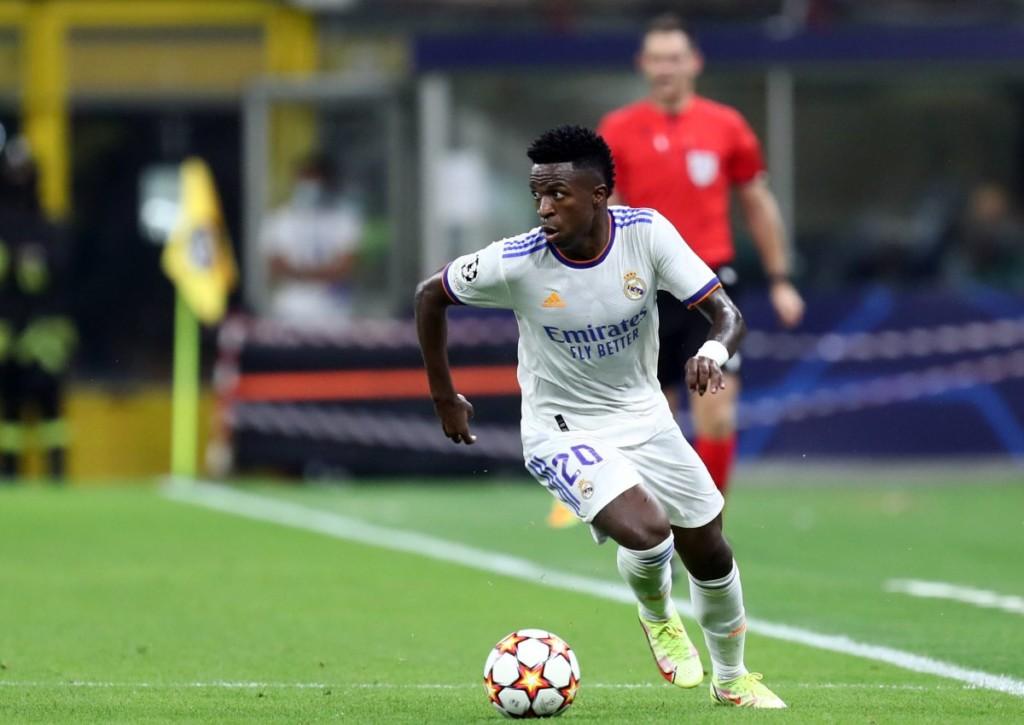 Bestätigt Vinicius Junior für Real Madrid gegen Mallorca sein Formhoch?