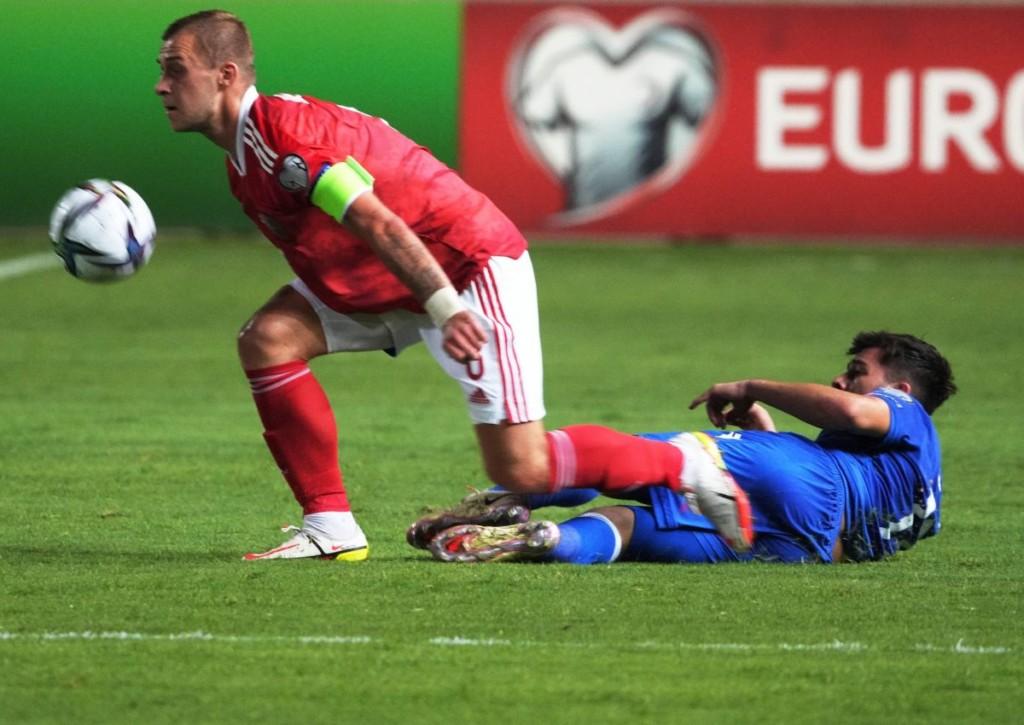 Barinov will mit Russland gegen Malta Platz eins verteidigen.