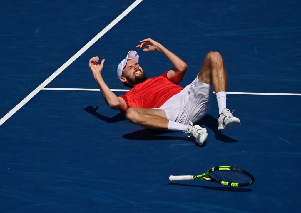 Geht das Tennismärchen von Oscar Otte gegen Matteo Berrettini bei den US Open 2021 weiter?