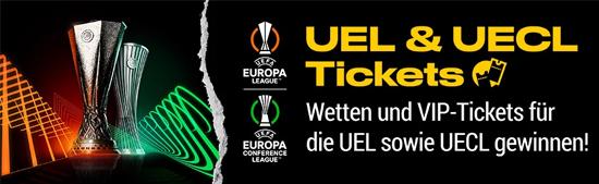 Bwin Gewinnspiel VIP Tickets Europa League