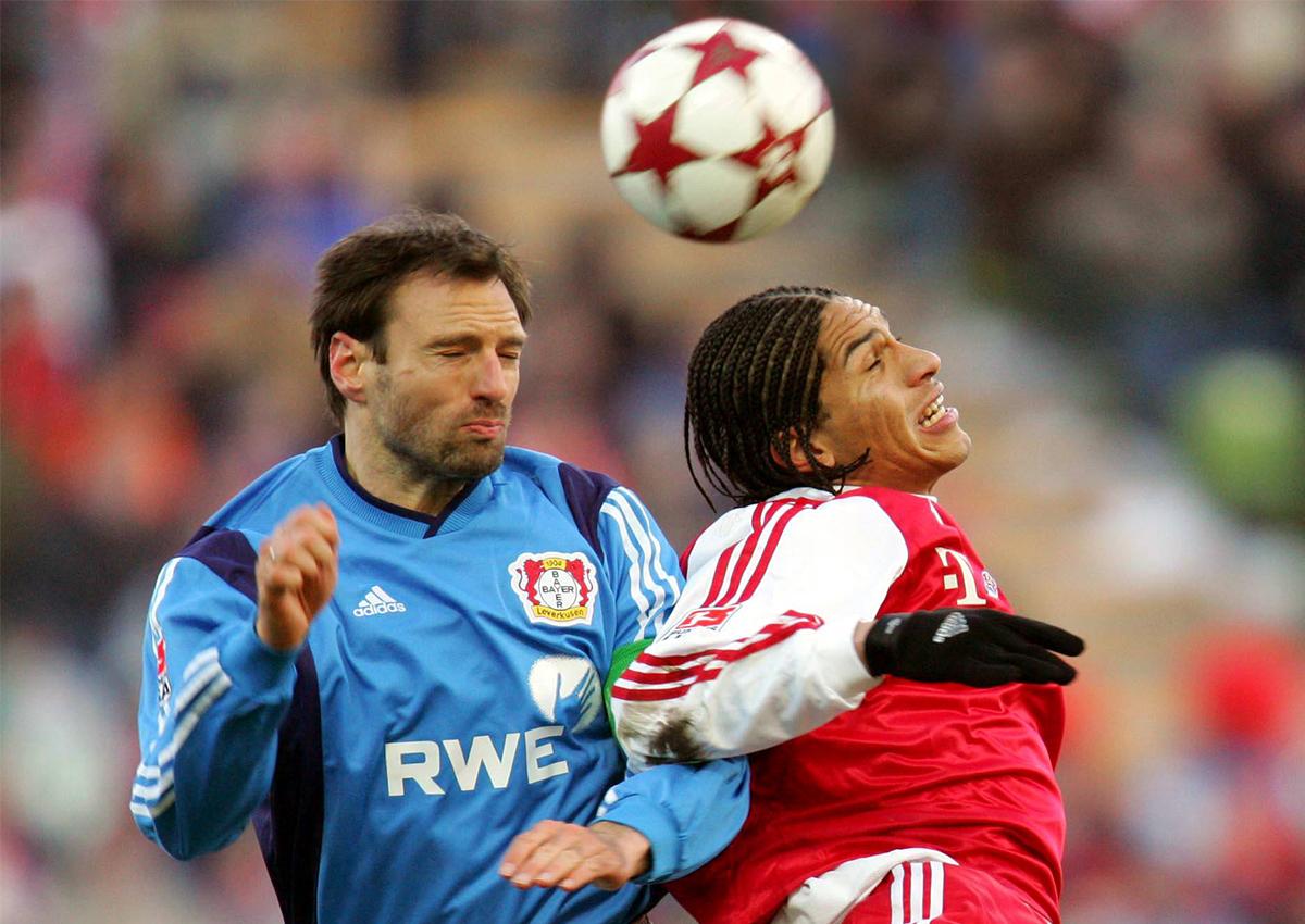 Leverkusen - Bayern